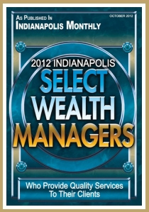 select wealth manager Indianapolis monthly